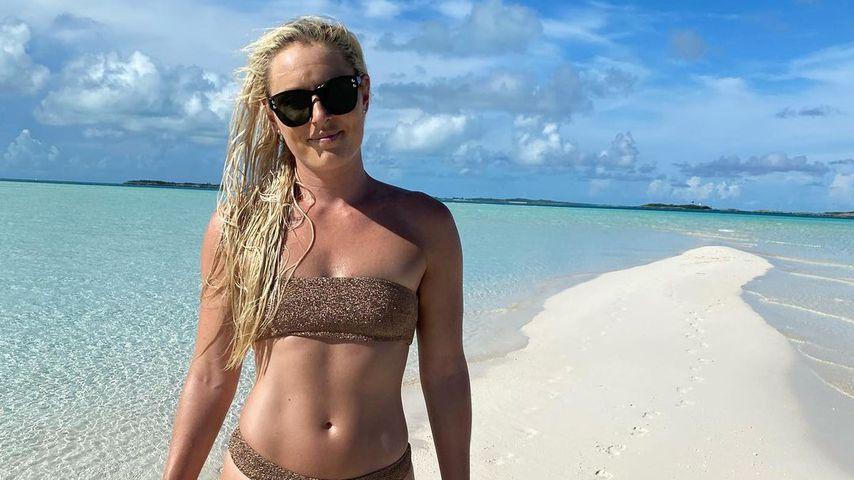 Trotz Ski-Ruhestand: Lindsey Vonn noch immer top in Form