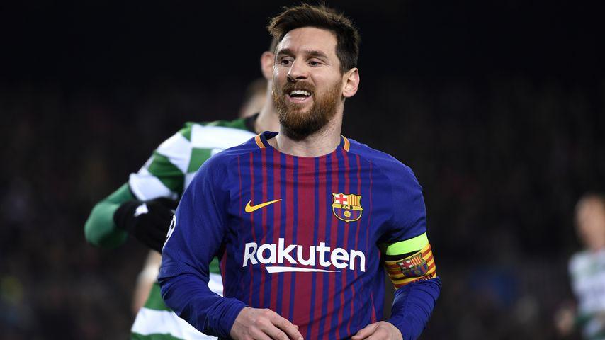Lionel Messi, Dezember 2017