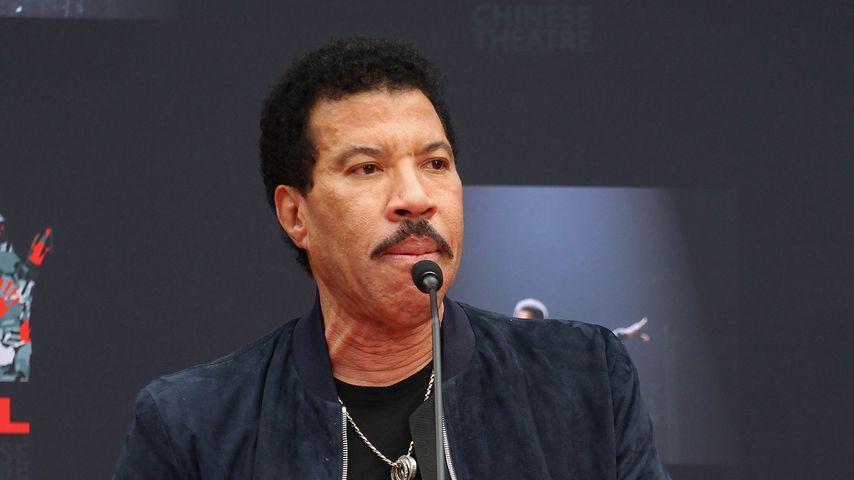 Lionel Richie im März 2018
