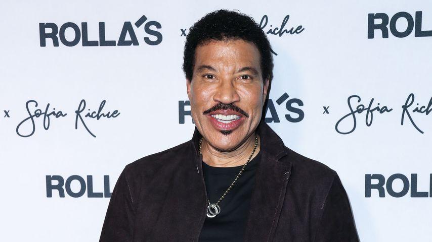 Lionel Richie, Sänger