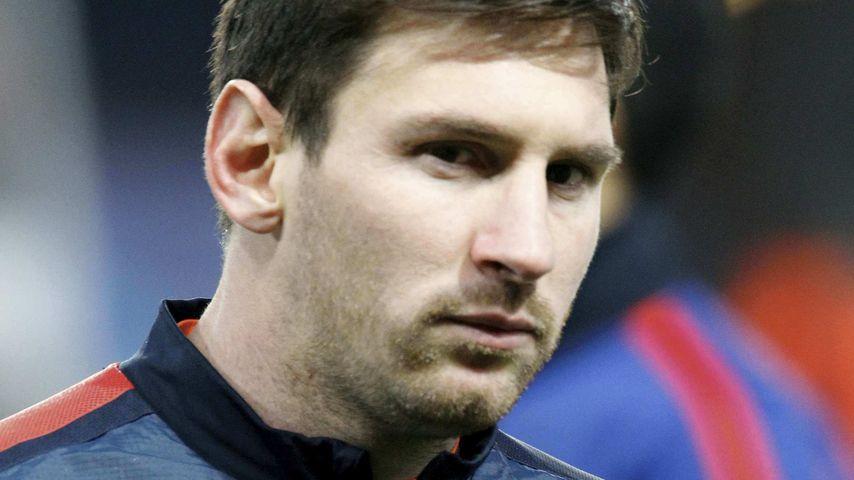 22 Monate Knast? Fußball-Star Lionel Messi muss vor Gericht!
