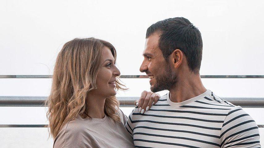 Lisa G. und ihr Freund Durmus Kizilkaya in Dubai