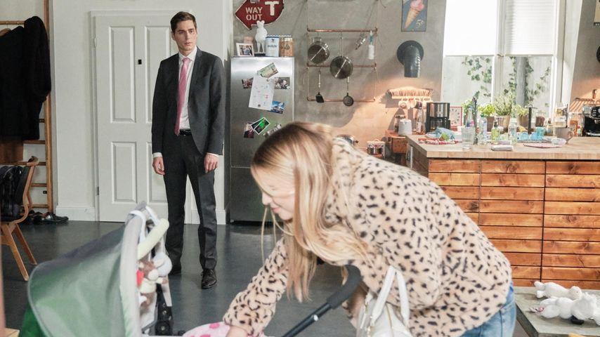"""Gastrolle bei """"Unter uns"""": So war's für Webstar Lisa Küppers"""