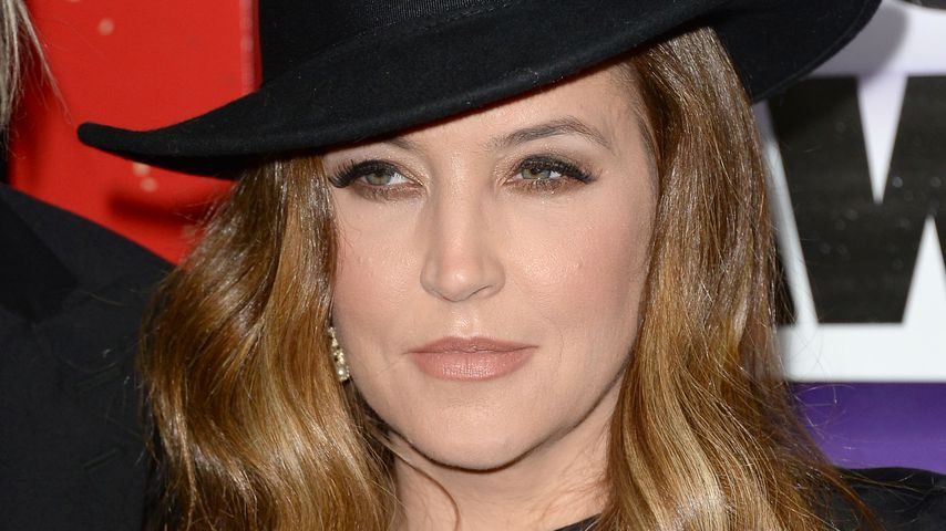 Lisa Marie Presley bei den Country Music Awards 2013