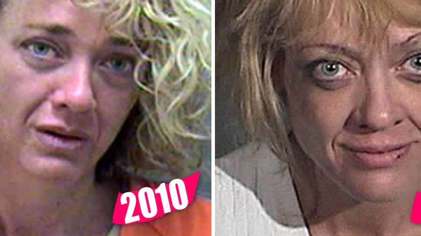 Horror-Foto! Lisa Robin Kelly krass verändert