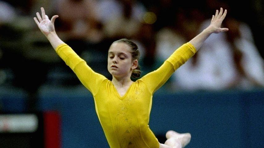 Lisa Skinner bei den Olympischen Spielen 1996