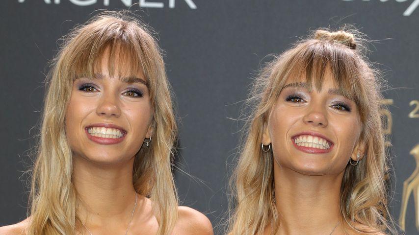 Lisa und Lena bei der Bambi-Verleihung 2018