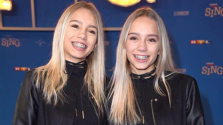 Kurioser Clip der Insta-Twins: Make-up-Fail bei Lisa & Lena?