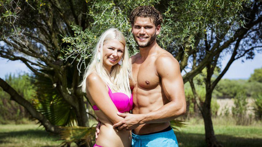 """Nicht nur bei """"Love Island"""": Yanik & Lisa auch echtes Paar?"""
