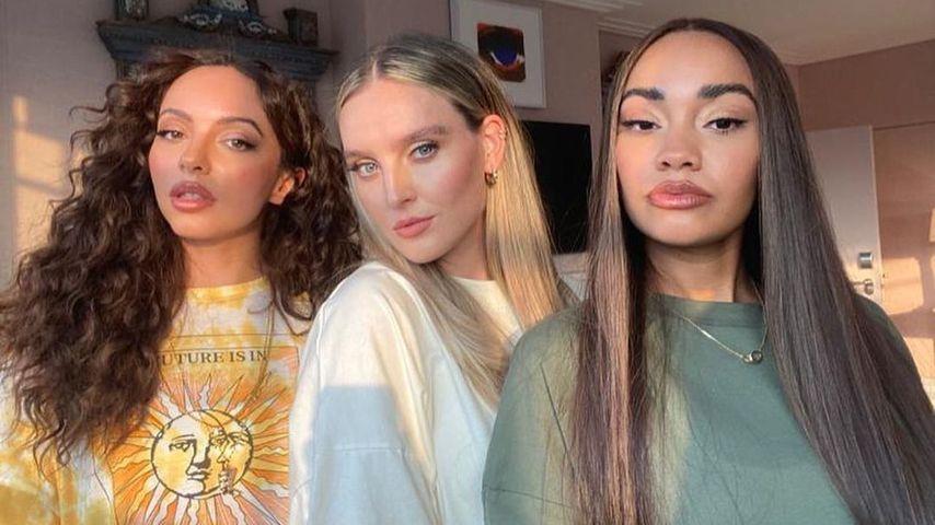 Little-Mix-Sängerinnen: Jade Thirlwall, Perrie Edwards und Leigh-Anne Pinnock