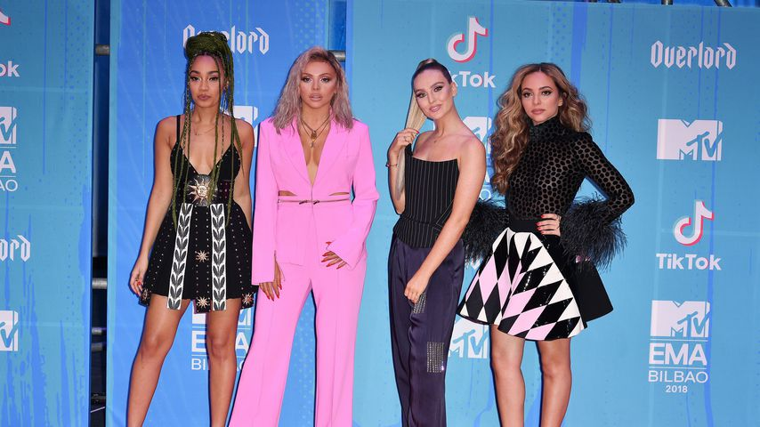 """""""Traurig"""": Little-Mix-Girls bedauern Jesy Nelsons Band-Exit"""