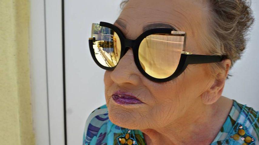 Mit 81 Beauty-Tutorial-Star: Ist das die coolste Insta-Oma?