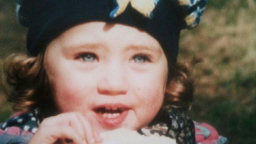 Livia Piotrowicz als Kind