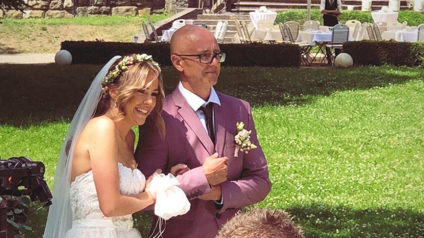 Erste Hochzeitseinblicke: So schön ist Liz Kaeber als Braut!