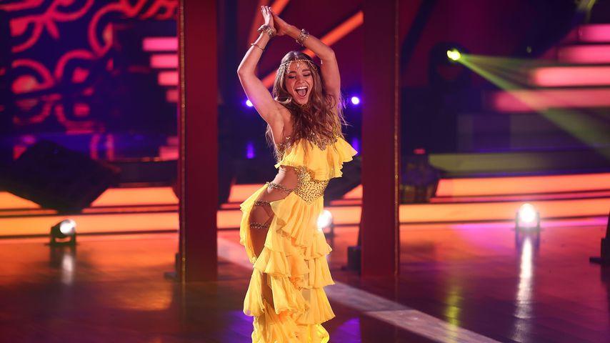 """Lola Weippert bei """"Let's Dance"""""""