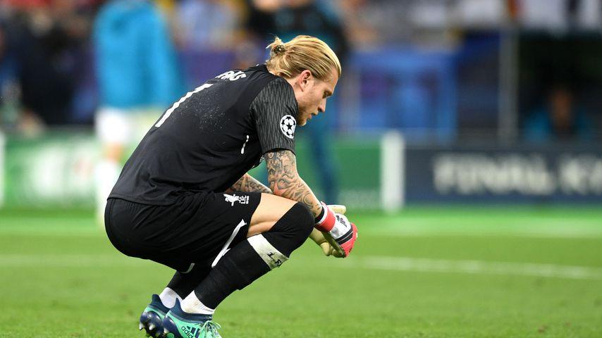 Loris Karius während des Champions-League-Finals