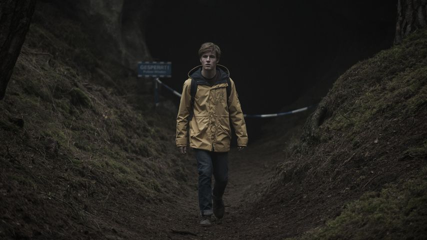"Louis Hofmann in ""Dark"""
