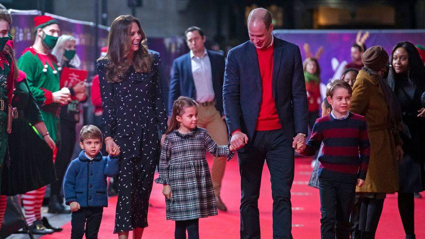 Zauberhaft: Alle Infos zum ersten Red-Carpet der Mini-Royals