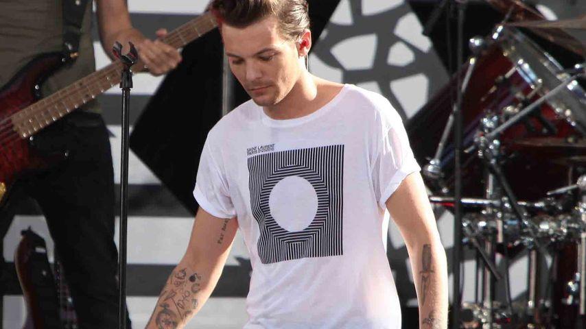 Nach Baby-News: Steigt Louis jetzt bei One Direction aus?
