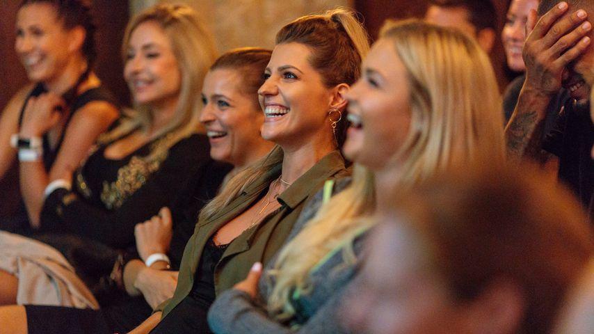 Louisa Dellert, Sunny Knows, Mady Morrison, Sarah Nowak und Sophia Thiel