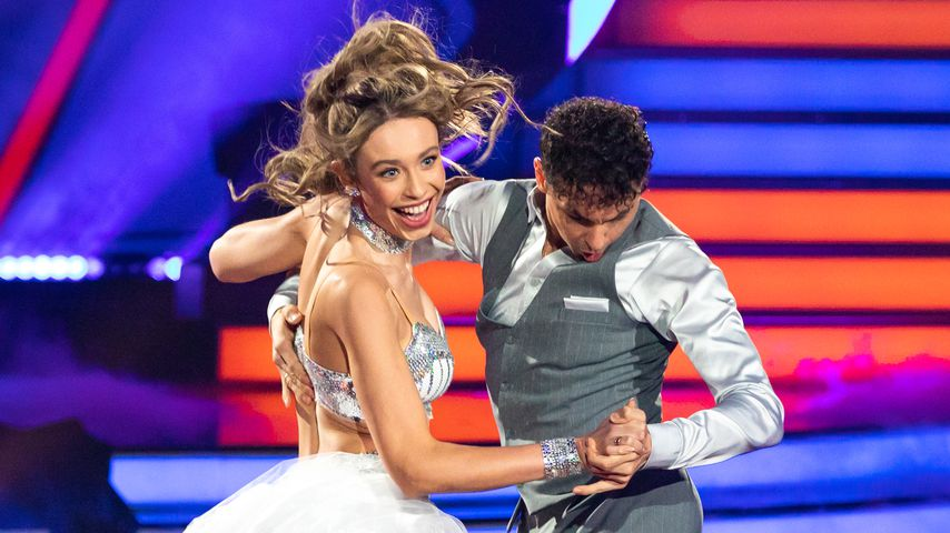 "Louiza Lamers und Andrzej Cibis bei ""Let's Dance"""
