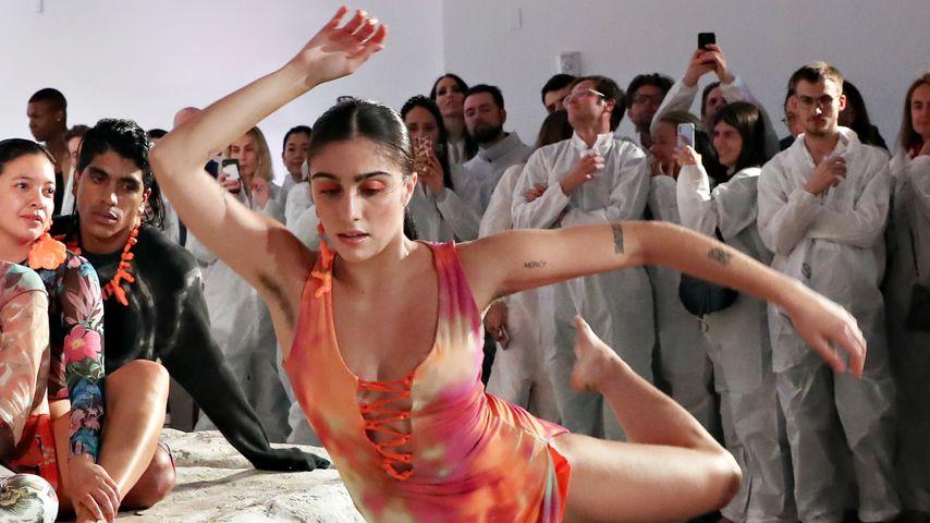Lourdes Leon bei der Desigual-Fashionshow, 2019