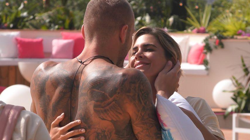 """Love Island""-Martin und Andrina"