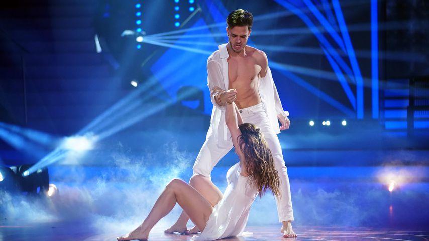 """Luca Hänni und Christina Luft 2020 bei """"Let's Dance"""""""