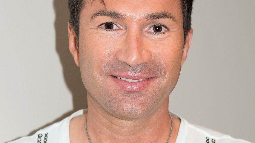 Hat er oder hat er nicht? Lucas Cordalis ein Botox-Fan?