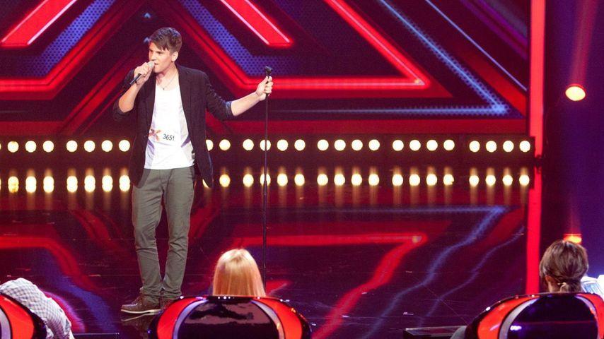Wie erfolgreich war DSDS-Lucas bei X Factor?