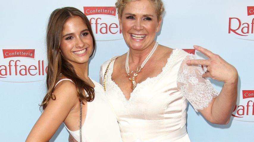 GNTM: Claudia Effenbergs Tochter gab Heidi Klum einen Korb!