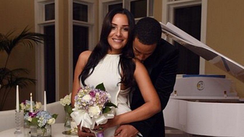 Traum in Weiß: So hinreißend war Ludacris' Braut!