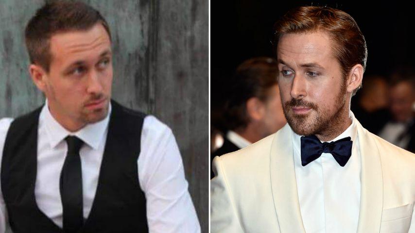 Ryan Gosling: Deutsches Double will nicht mit ihm tauschen!