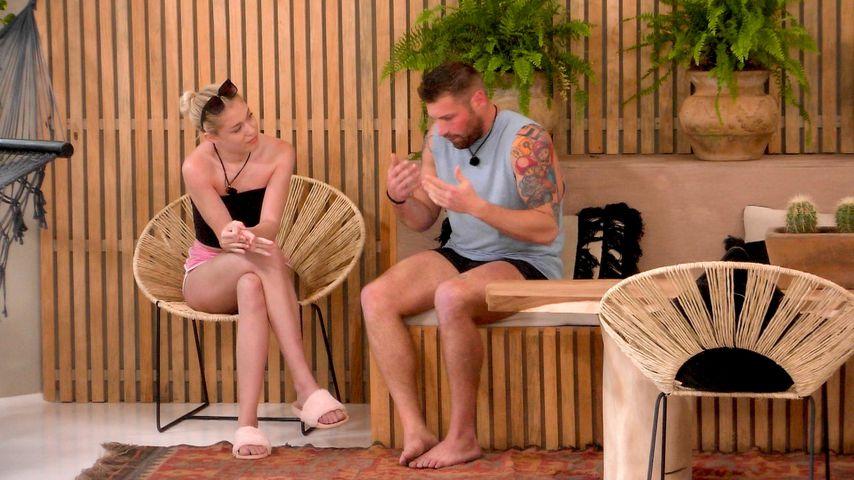 "Luisa und Andreas bei ""Paradise Hotel"""