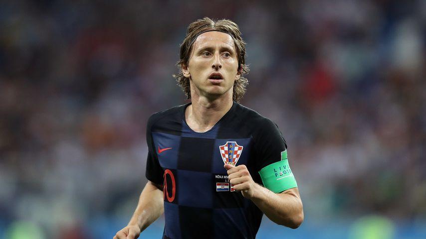 Luka Modrić, Fußballstar