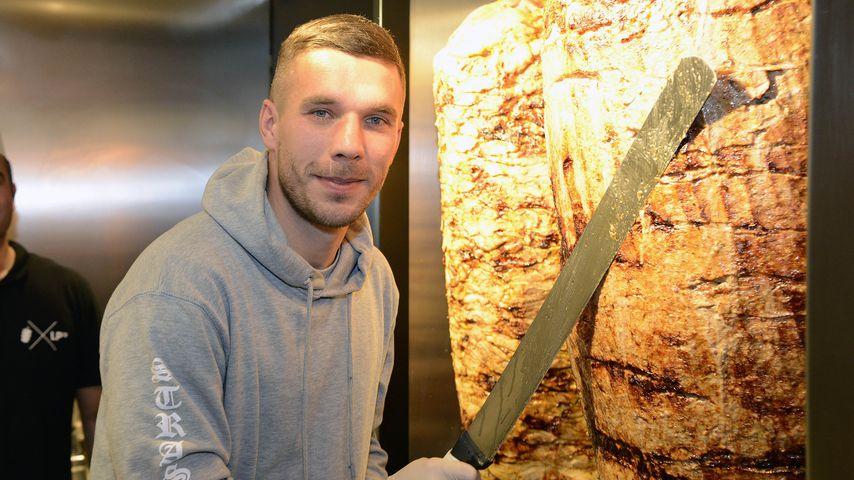 Projekt Döner: Darum eröffnet Lukas Podolski eigenen Imbiss