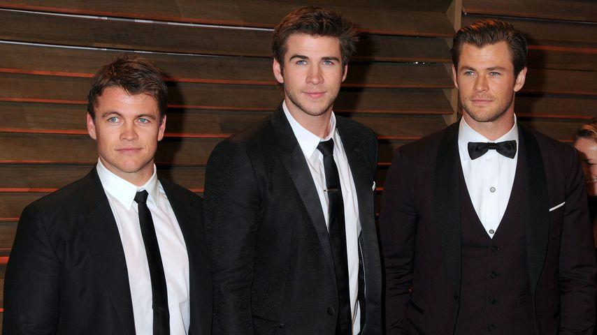 Wie seine Brüder Chris und Liam: So heiß ist Luke Hemsworth