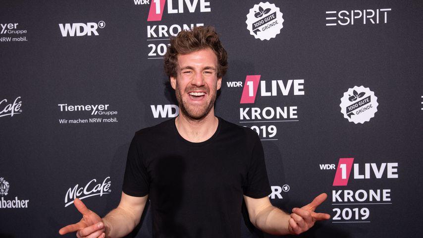 Luke Mockridge in Bochum im Dezember 2019