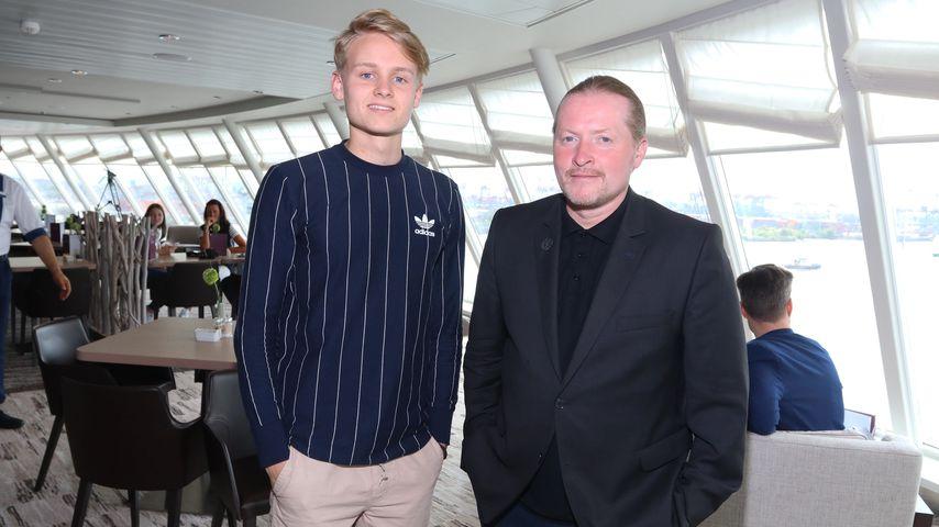 Luke und Joey Kelly in Hamburg