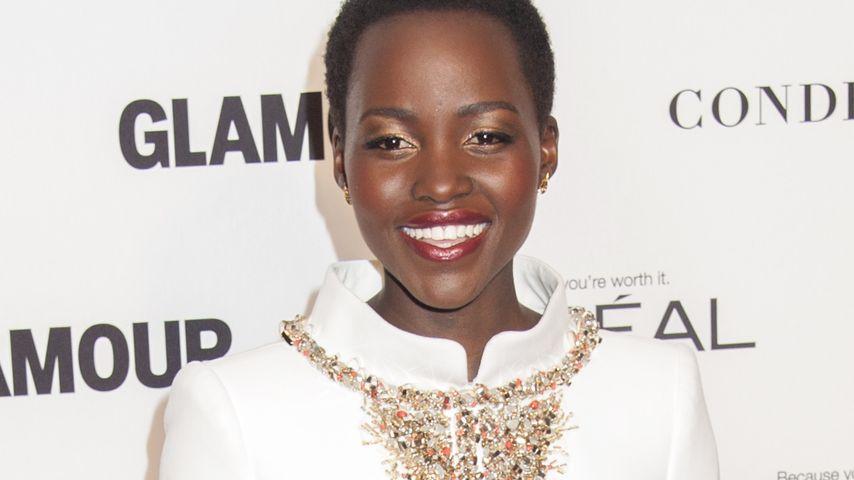 Lupita Nyong'o: Total schick beim Glamour-Award
