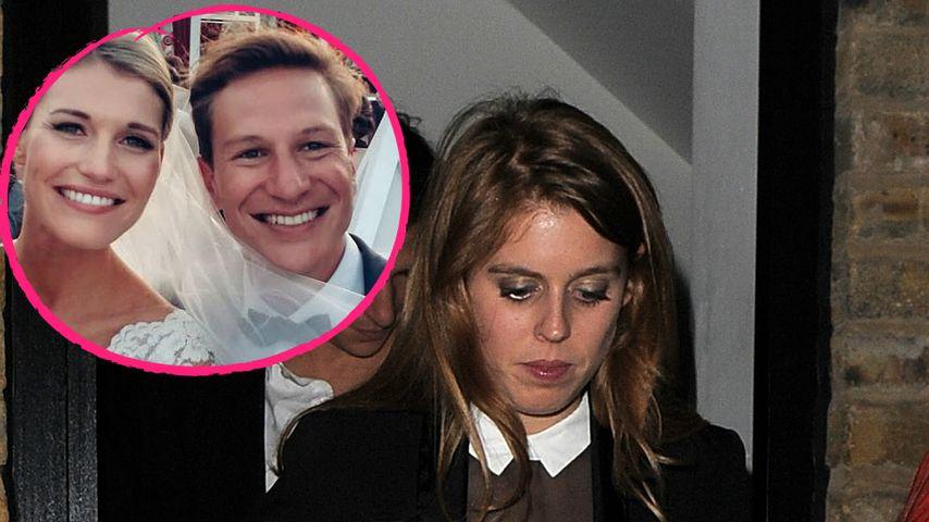 Schlag ins Gesicht? Prinzessin Beatrice' Ex hat geheiratet