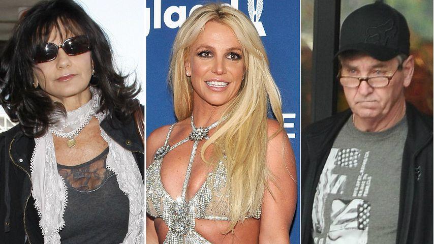Nach ihrem Papa: Britney Spears' Mama will Vormundschaft!
