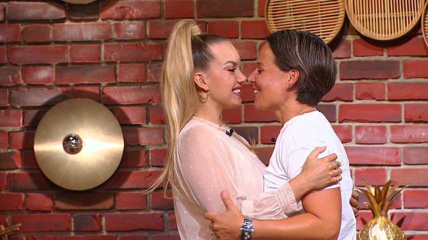 """So kam """"M.O.M""""-Lena mit ihrer Freundin Tanja zusammen!"""