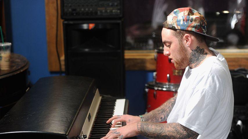 Mac Miller im Juli 2013