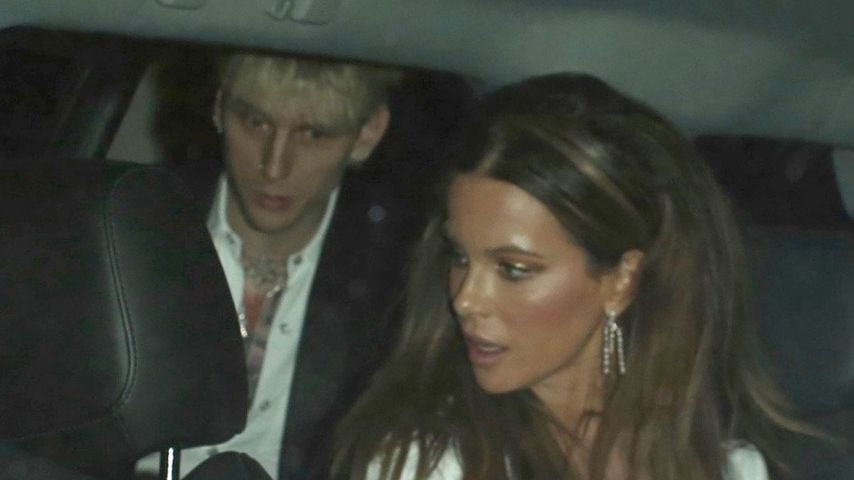 Machine Gun Kelly und Kate Beckinsale in Hollywood
