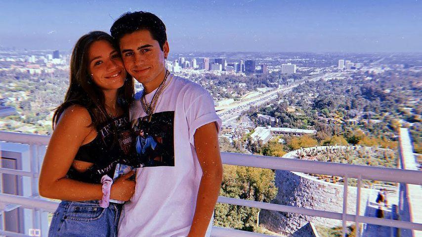 Erstes Couple-Pic: Mackenzie Ziegler liebt Disney-Star Isaak