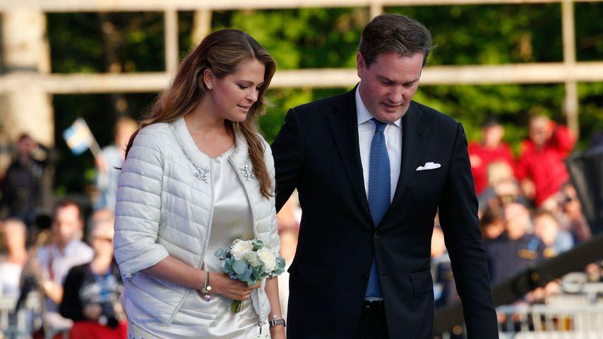 Madeleine von Schweden: Ihr Ehemann Chris hat Steuerschulden