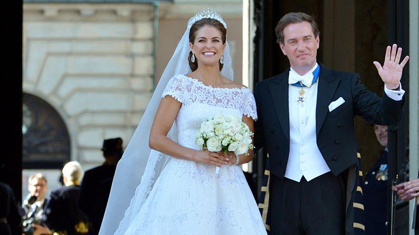 Madeleine von Schweden und Christopher O'Neill