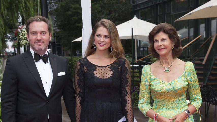 Prinzessin Madeleines 2. Baby kommt auch im Juni