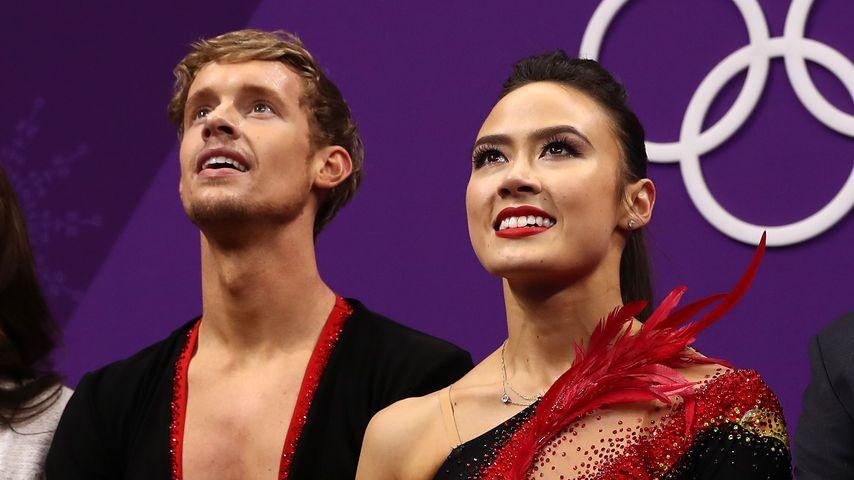 Evan Bates und Madison Chock